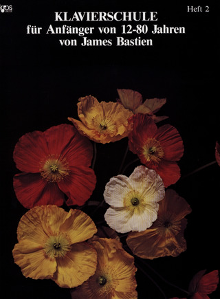 James Bastien: Klavierschule 2