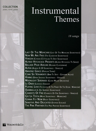 Instrumental Themes - 18 Songs