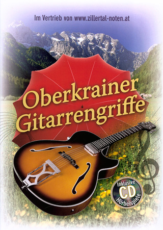 Hubert Klausner: Oberkrainer Gitarrengriffe