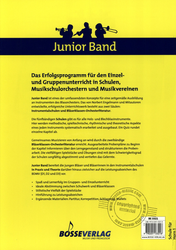 Norbert Engelmann: Junior Band – Schule 1 (10)