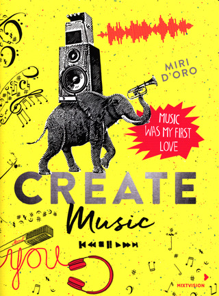 Miri D'Oro: Create Music