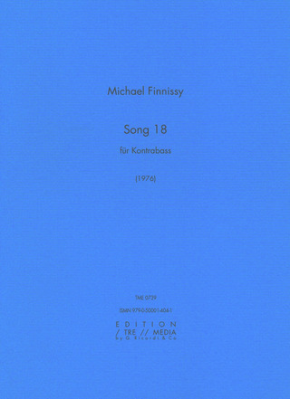 Michael Finnissy: Song 18 (1976)
