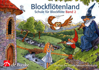 Michiel Oldenkamp et al.: Blockflötenland 2