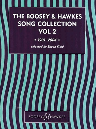 Andreas Hammerschmidt: The Boosey & Hawkes Song Collection