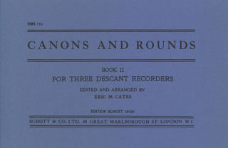 Canons and Rounds