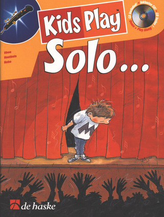 Dinie Goedhart: Kids Play Solo...