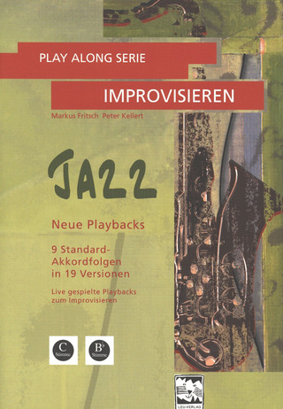 Markus Fritsch et al.: Play Along Serie – Jazz Improvisieren