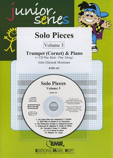 John Glenesk Mortimer: Solo Pieces Vol. 3 + CD