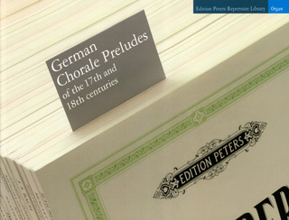 German Chorale Preludes of the 18th and 19th Centuries