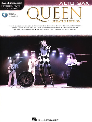 Queen –  Updated Edition (Alto Saxophone)