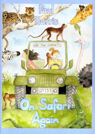 Paul Harris: On Safari Again