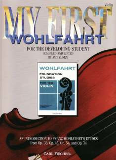 My first Wohlfahrt – for the developing student