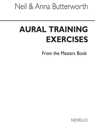 Anna Butterworth: 400 Aural Training Exercises