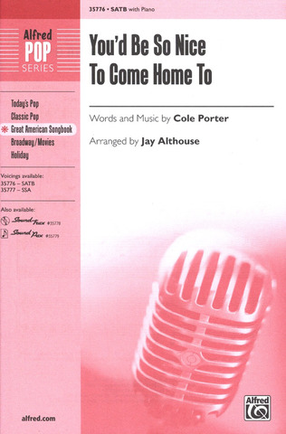 Cole Porter: You'd Be So Nice to Come Home To