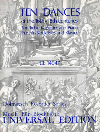 Anonymus: Ten Dances of the 16th-18th centuries