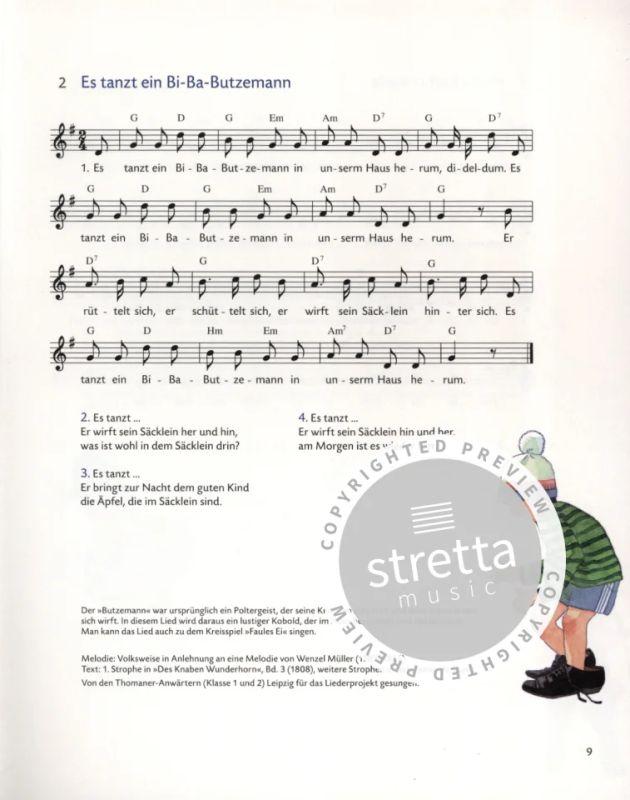 Kinderlieder Im Stretta Noten Shop Kaufen