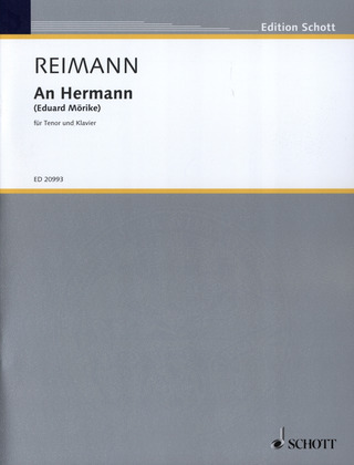 Aribert Reimann: An Hermann (2008)
