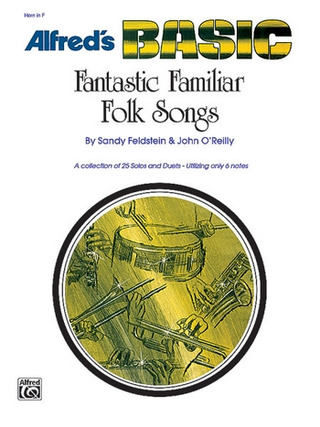 Sandy Feldstein et al.: Fantastic Familiar Folk Songs