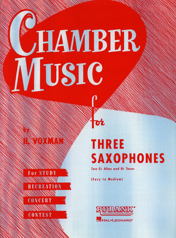 Chamber Music For Thee Saxophones (0)