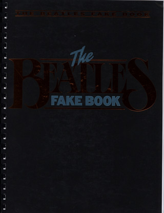 The Beatles: The Beatles Fake Book