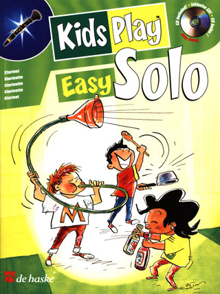 Fons van Gorp: Kids Play Easy Solo
