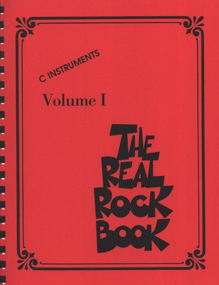 The Real Rock Book – C