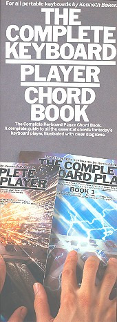 Kenneth Baker: Complete Keyboard Player Chord Book