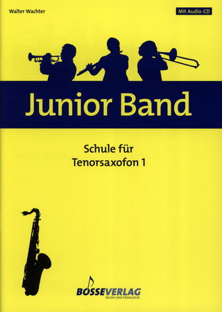 Walter Wachter: Junior Band – Schule 1