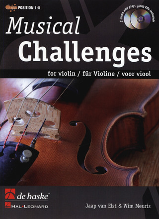 Wim Meuris et al.: Musical Challenges