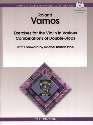 Roland Vamos: Exercises for the Violin