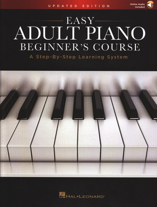 Easy Adult Piano Beginner's Course