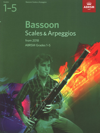Bassoon – Scales & Arpeggios
