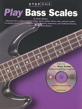 Peter Pickow: Play Bass Scales