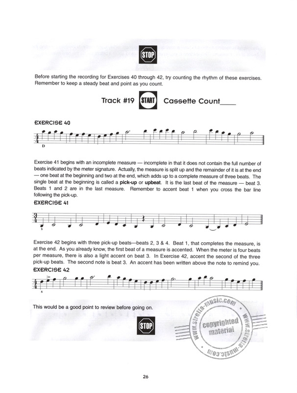 Sight Singing Made Simple Book/Cd (3)