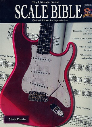 Mark Dziuba: The Ultimate Guitar Scale Bible