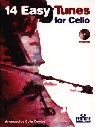 14 Easy Tunes for Cello