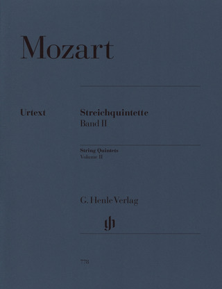 Wolfgang Amadeus Mozart: String Quintets II