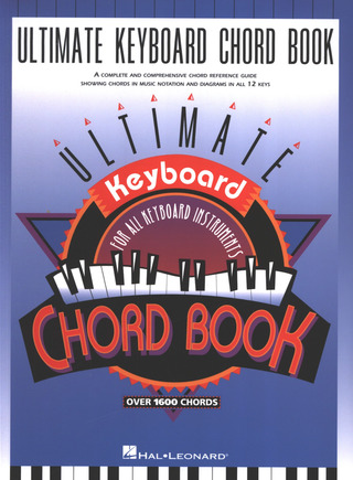 Ultimate Keyboard Chord Book