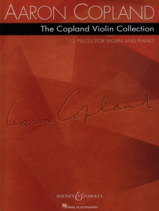 Aaron Copland: The Copland Violin Collection