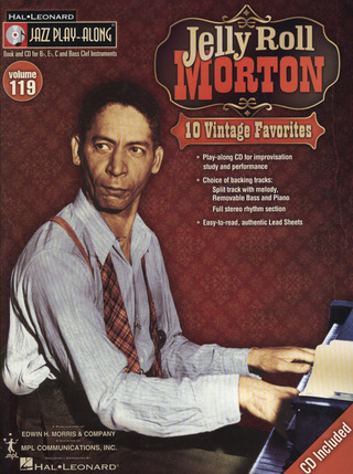 Jelly Roll Morton: Jelly Roll Morton