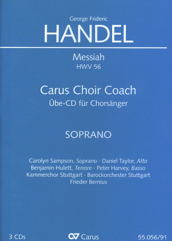 Georg Friedrich Händel: Messiah HWV 56 – Carus Choir Coach