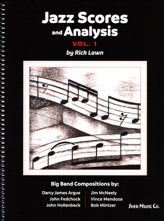 Rick Lawn: Jazz Scores and Analysis 1