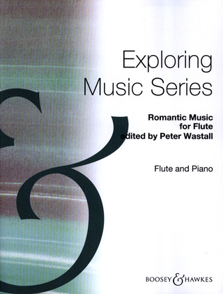 Peter Wastall: Romantic Music for Flute