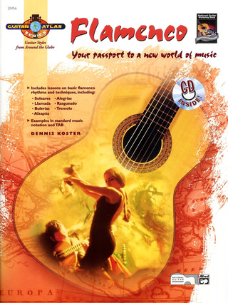 Koster Dennis: Flamenco - Your Passport To A New World Of Music
