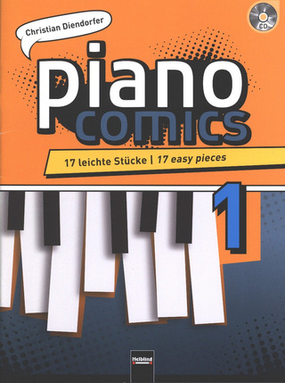 Christian Diendorfer: Piano Comics 1
