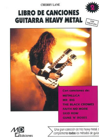 Metodo de guitarra heavy metal 2