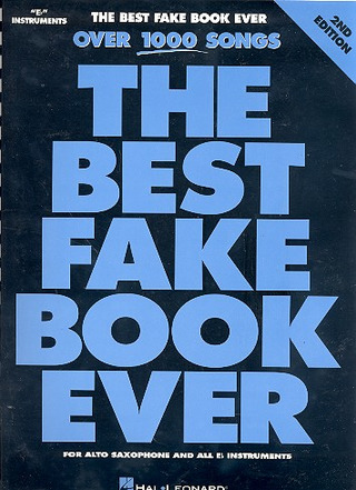The Best Fake Book Ever – Eb