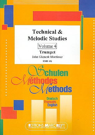 John Glenesk Mortimer: Technical & Melodic Studies Vol. 4