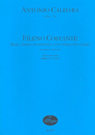 Antonio Caldara: Fileno Costante