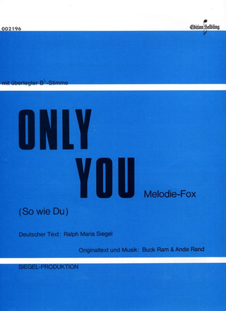 Platters: Only You